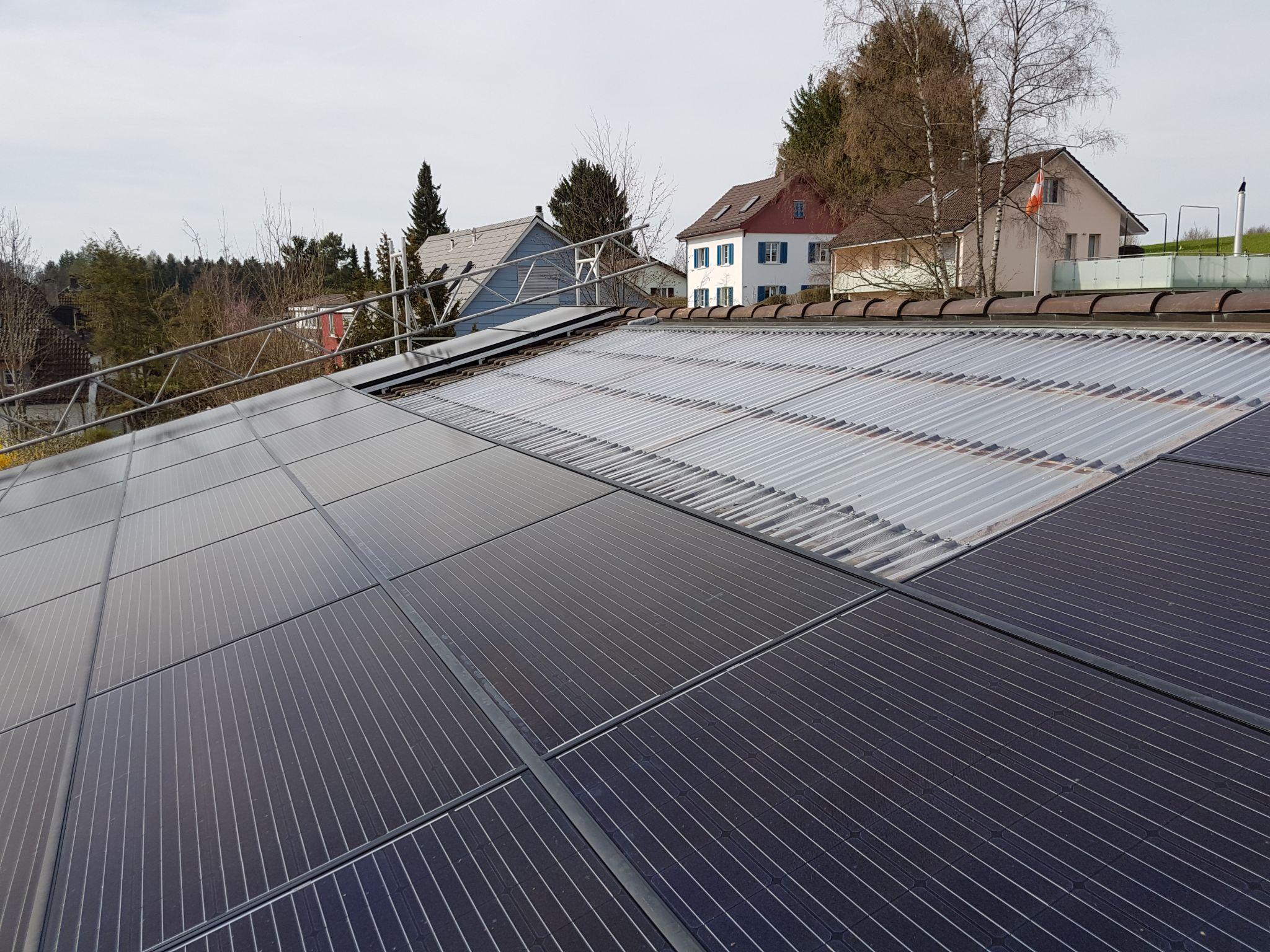 Solaranlage Fadacher 19