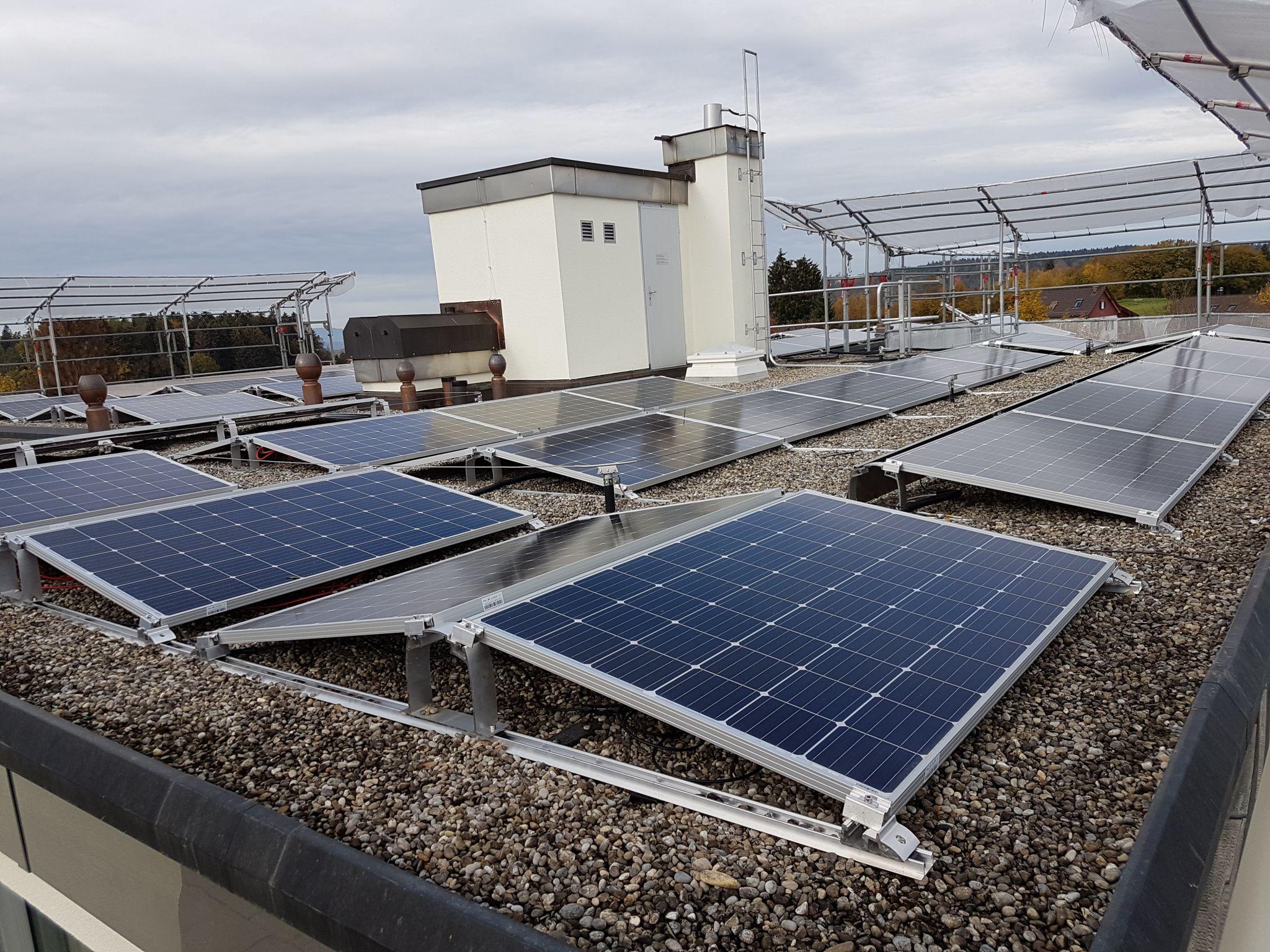 Solargenossenschaft In der Gand 33 Zumikon